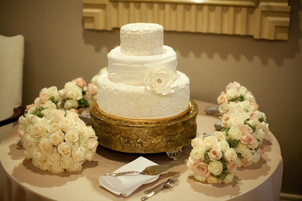 wedding cake - Patisserie Parmentier